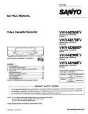 Buy Sanyo SM5310156-00 06 Manual by download #176368