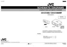 Buy JVC 49594SCH Service Schematics by download #120363