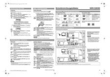 Buy Funai HDR-C2835D QSG DE 1ST Operating Guide by download #162643