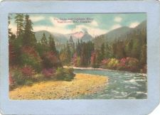 Buy CAN Vancouver Postcard The Lions & Capilano River can_box1~124