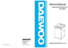 Buy Daewoo DWF-5590DP (E) Service Manual by download #154846