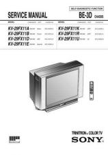 Buy Sony BE-3D Service Manual by download Mauritron