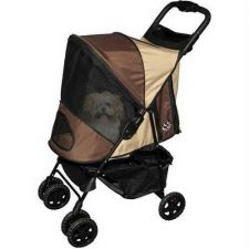 Buy Pet Gear Happy Trails Pet Stroller Sahara
