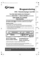 Buy Funai HDR-A2835 E434BED DA 0125 BYR1 Operating Guide by download #162602