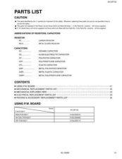 Buy JVC 52000PAR Service Schematics by download #122146