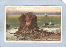 Buy CA San Francisco Lighthouse Postcard Hermit Rock near Land End w/lighhouse~23