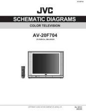 Buy JVC 52131SCH Service Schematics by download #122499