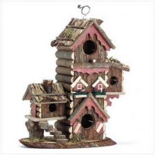 Buy Gingerbread Style Birdhouse