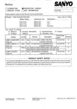 Buy Sanyo VHR-767E-02 Manual by download #177440