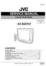 Buy JVC AV-N29101 Service Schematics by download #155400