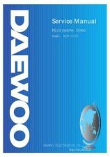 Buy Daewoo KOR-6105 (E) Service Manual by download #155043