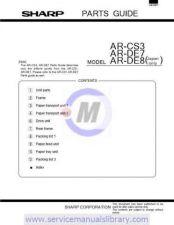 Buy Sharp ARD13-D14-MU1-DC1 PG GB Manual by download #179543