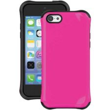 Buy Ballistic Iphone 5c Aspira Series Case (painted Neon Hot Pink And Black)