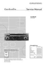 Buy Grundig EC 4790 Manual by download Mauritron #185451