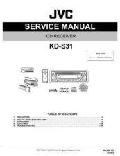 Buy JVC KD-S31J Service Schematics by download #156132