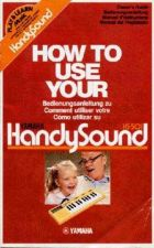 Buy Yamaha HS501E Operating Guide by download Mauritron #203755