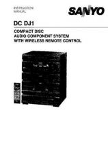 Buy Sanyo CP W30 Operating Guide by download #169114