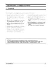 Buy Samsung AWH1808ER SEF40208105 Manual by download #163739
