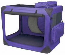 Buy Pet Gear Generation II Deluxe Portable Soft Dog Crate Medium