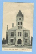 Buy CT Litchfield Litchfield County Court House View Of Old Courts House Build~508
