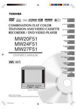 Buy Toshiba MW20FP1 Manual by download #172248
