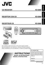 Buy JVC 49799IFR Service Schematics by download #121242