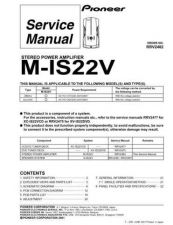 Buy PIONEER R2482 Service Data by download #153383