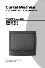 Buy DAEWOO CM25101S Manual by download #183729