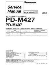Buy PIONEER R2122 Service Data by download #153155