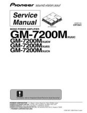 Buy PIONEER C3521 Service Data by download #152965
