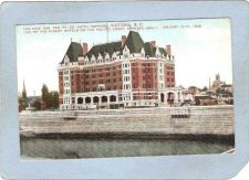 Buy CAN Victoria Postcard The New Empress Hotel Opening About January 10th, 19~233