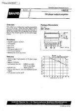 Buy SEMICONDUCTOR DATA LA9215J Manual by download Mauritron #188983