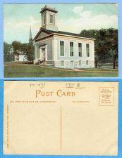Buy CT Branford Baptist Church View Of Church ct_album, ct_box1, ~431