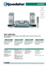 Buy ROADSTAR HIF-2901RC by download #128155
