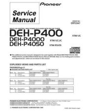 Buy PIONEER C2347 Service Data by download #148852