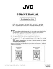 Buy JVC 86636B Service Schematics by download #122989
