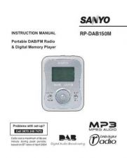 Buy Sanyo PLC-550MP Operating Guide by download #169495
