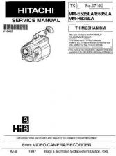 Buy HITACHI No 6710E Service Data by download #151088