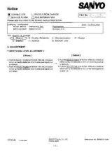 Buy Sanyo MLC-1500E Manual by download #174609