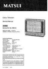 Buy Sanyo 25M1-MK3 SM-Onl Manual by download #171202