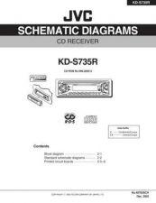 Buy JVC 49762SCH Service Schematics by download #121001