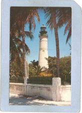 Buy FL Key West Lighthouse Postcard Key West Lighthouse lighthouse_box1~126