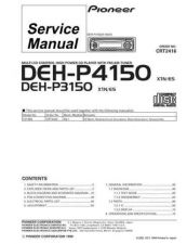Buy PIONEER C2416 Service Data by download #148900