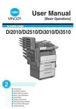 Buy Minolta OPSDI3510 USERBASIC Service Schematics by download #137295
