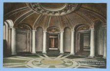 Buy CT New Haven Vestibule Of Memorial Hall Yale Univ Interior View Of Ornate ~570