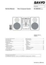 Buy Sanyo Service Manual For DC-DAB03 Manual by download #175621