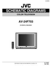 Buy JVC 52000SCH Service Schematics by download #122147