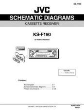 Buy JVC KS-F190sch Service Schematics by download #156251
