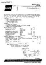 Buy MODEL LA7910 Service Information by download #124292