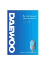 Buy Daewoo AMI-717L (E) Service Manual by download #154636